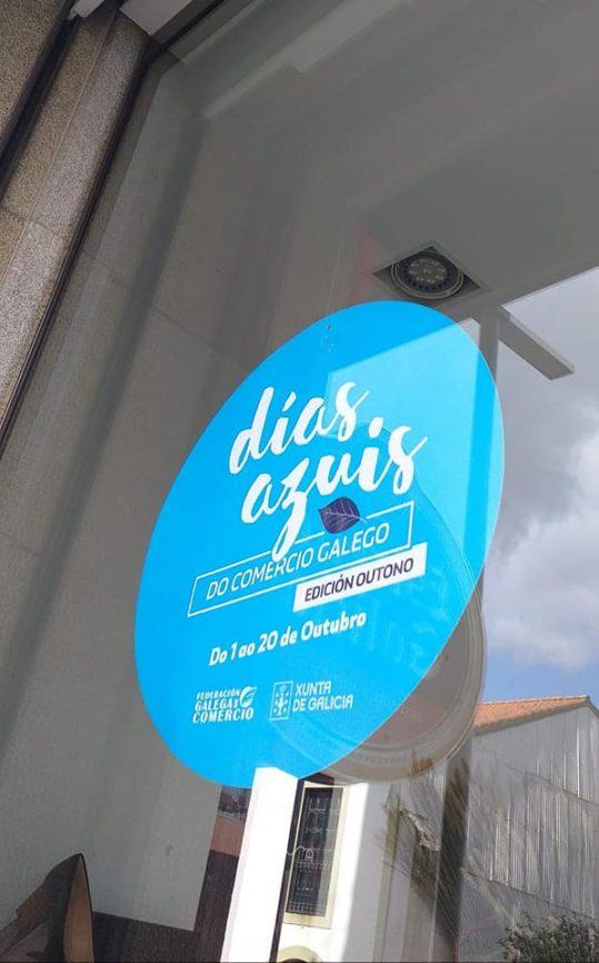 Premiados en Arzúa polo sorteo dos días azuis Edición Outono