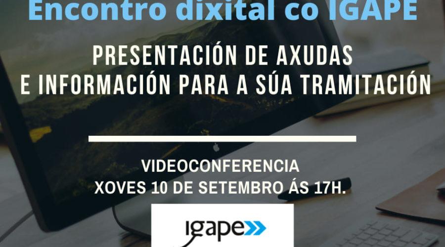 AECA CONVOCA AOS EMPRESARIOS A UN ENCONTRO DIXITAL CO IGAPE
